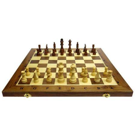 Дървен Шах/Табла MAXIMA Wooden Chess/Backgammon 39 Cm 503018 270772