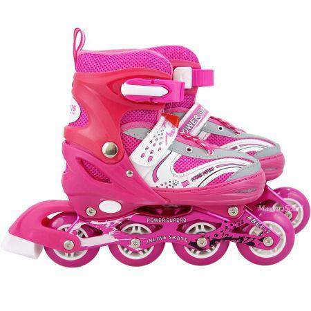 Детски Регулируеми Ролери MAXIMA Adjustable Rollers 34-37 509478