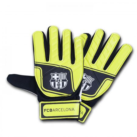 Вратарски Ръкавици BARCELONA Goalkeeper Gloves Flou 500808a 12125-d50gfyba изображение 2