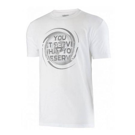 Детска Тениска HEAD Chris B T-Shirt SS15 300485 816015-WH