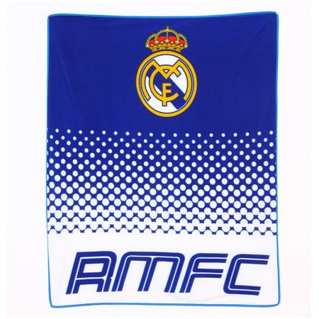 Одеяло REAL MADRID Fleece Blanket FD 507042 14476-h15flermfd