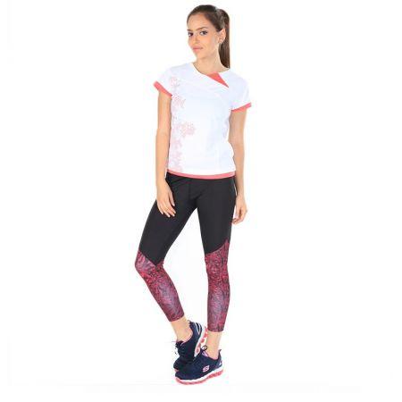 Дамска Тениска HEAD Competition Women T-Shirt 200573 814141-WHDP