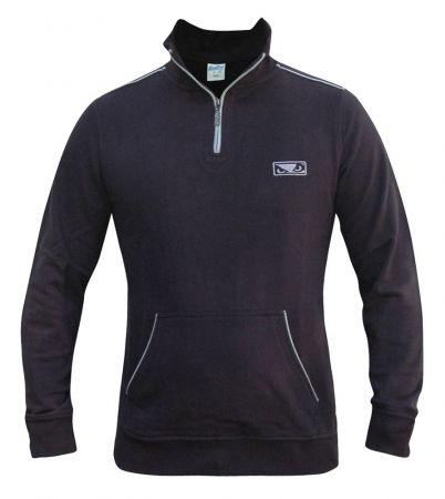Мъжка Спортна Блуза BAD BOY Half Zip Sweatshirt 507922