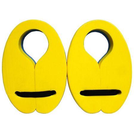 Поплавъци MAXIMA Float Discs 19х13.5х5 Cm 502794 200433-Yellow-Blue