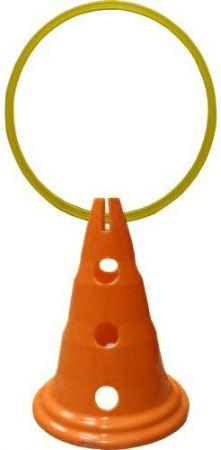 Конус С Дупки MAXIMA Cone With Holes 52 Cm/Ø25 Mm 503183 200874-Orange изображение 2