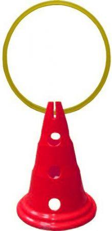 Конус С Дупки MAXIMA Cone With Holes 52 Cm/Ø25 Mm 503180 200874-Red изображение 2