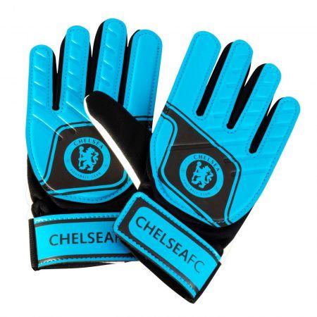 Вратарски Ръкавици CHELSEA Goalkeeper Gloves Fluo 500024a d50gfych изображение 2