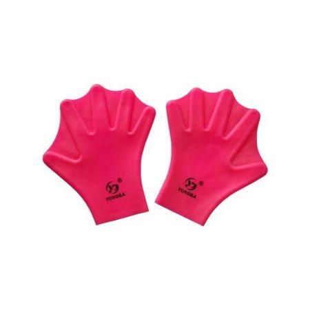 Ръкавици За Плуване MAXIMA Gloves For Swimming 502741 200440-Pink
