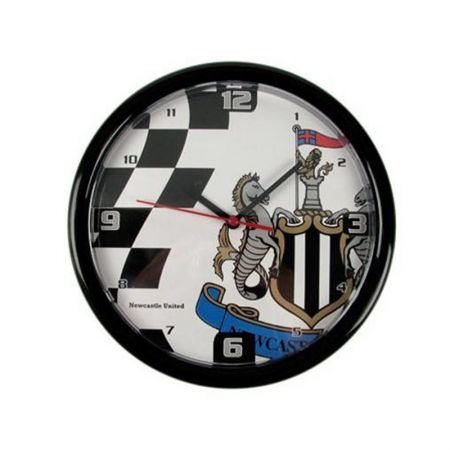 Стенен Часовник NEWCASTLE UNITED Wall Clock 500071 y30clknecq