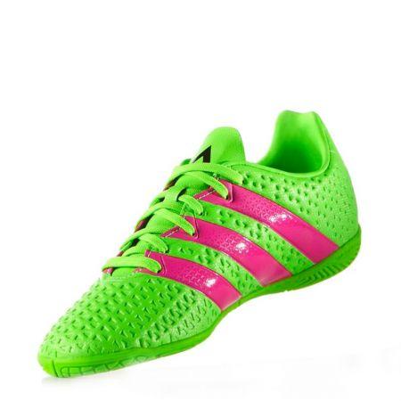 Детски Футболни Обувки ADIDAS Ace 16.4 IN J 512131 AF5044 изображение 2
