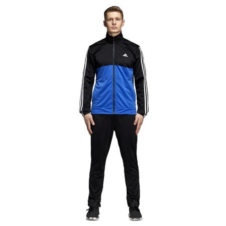 Мъжки Анцуг ADIDAS Back 2 Basics 3-Stripes Track Suit 514527 DN8722