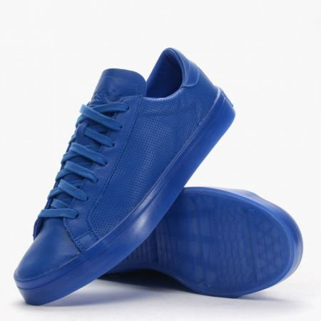 Мъжки Кецове ADIDAS Originals Courtvantage Adicolor 513130 S80252 изображение 5