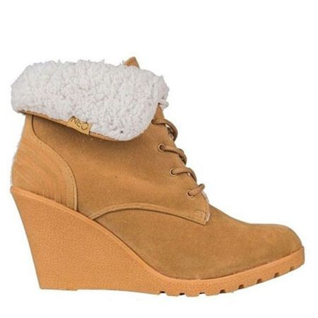 Дамски Боти ADIDAS Neo Chill Wedge Boots
