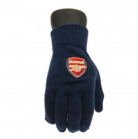 Ръкавици ARSENAL Knitted Gloves 500501 v22knaar изображение 2