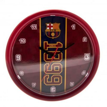 Стенен Часовник BARCELONA Wall Clock ES 504500 y30clkbaes-14011