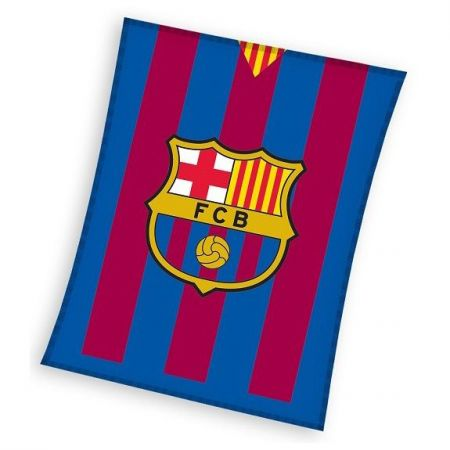 Одеяло BARCELONA Fleece Blanket KT 511448