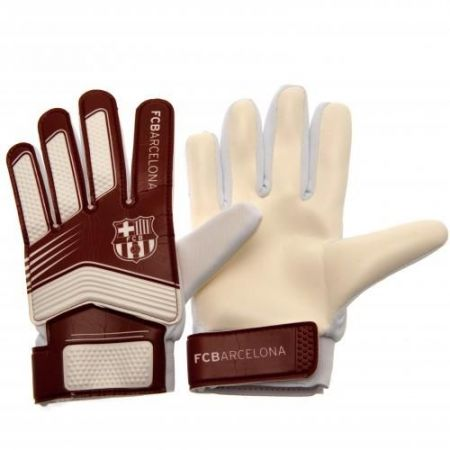 Вратарски Ръкавици BARCELONA Goalkeeper Gloves 510862 d50ggyba