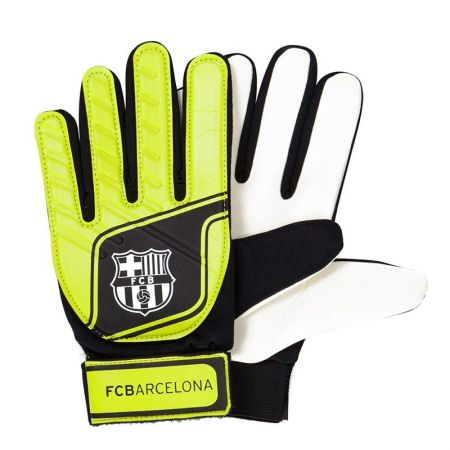 Вратарски Ръкавици BARCELONA Goalkeeper Gloves Flou 500808a 12125-d50gfyba