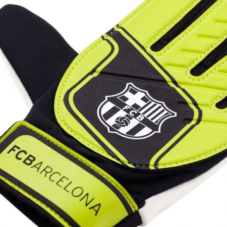 Вратарски Ръкавици BARCELONA Goalkeeper Gloves Flou 500808a 12125-d50gfyba изображение 4