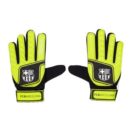 Вратарски Ръкавици BARCELONA Goalkeeper Gloves Flou 500808a 12125-d50gfyba изображение 3