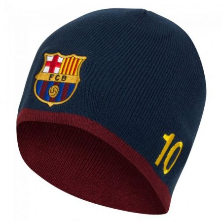 Зимна Шапка BARCELONA Knitted Hat Messi 511757 v25knibame
