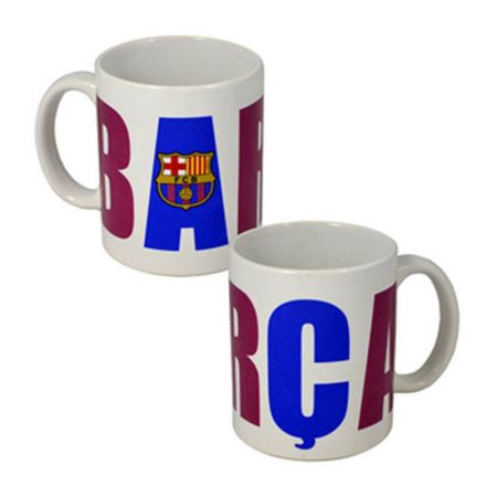 Чаша BARCELONA Mug BW