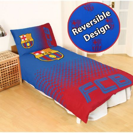Спално Бельо BARCELONA Reversible Single Duvet Set FA