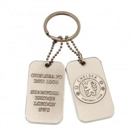 Ключодържател CHELSEA Dog Tag Keyring 511096 a35kdtch