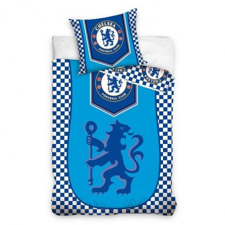 Спално Бельо CHELSEA Single Duvet Set SKB 511445