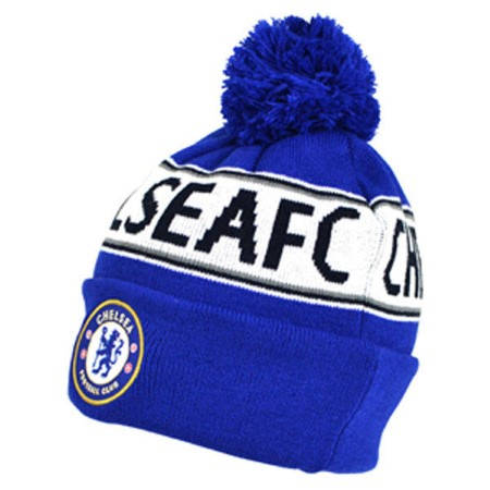 Зимна Шапка CHELSEA Text Cuff Knitted Hat