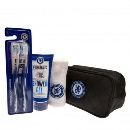 Аксесоари За Баня CHELSEA Toiletries Bag Gift Set 510855 a90sebch