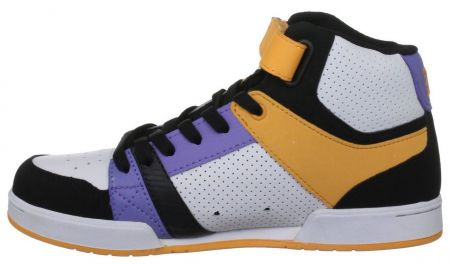 Дамски Кецове DC Rebound High Shoes 503644 DC 00002 MULTICOLOR изображение 7