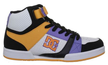 Дамски Кецове DC Rebound High Shoes 503644 DC 00002 MULTICOLOR