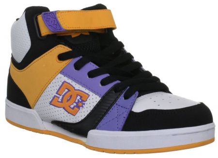 Дамски Кецове DC Rebound High Shoes 503644 DC 00002 MULTICOLOR изображение 2