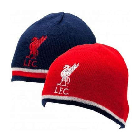 Зимна Шапка LIVERPOOL Reversible Knitted Hat