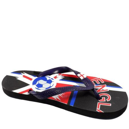 Мъжки Джапанки Англия ENGLAND Flip Flops Euro 2016 503439