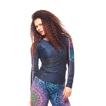 Дамска Блуза EX FIT Running Top Mandala 513601