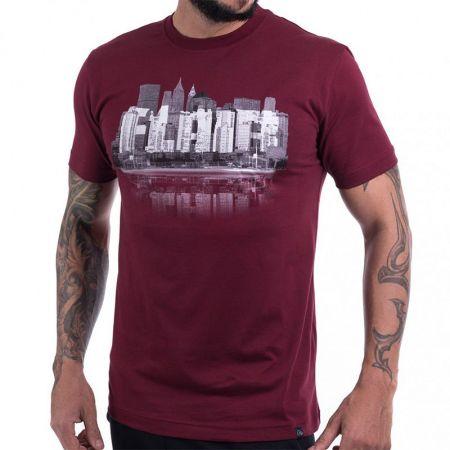 Мъжка Тениска FLAIR NYC Logo T-Shirt 513627 176154