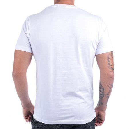 Мъжка Тениска FLAIR Sky Run Sneaker Sole Tee 513840 176155 изображение 2