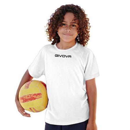 Детска Тениска GIVOVA Shirt One ML 0003 504634 MAC01