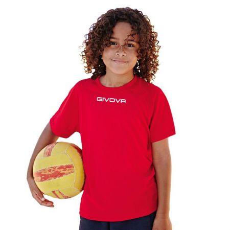 Детска Тениска GIVOVA Shirt One ML 0012 504641 MAC01