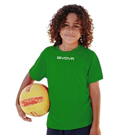 Детска Тениска GIVOVA Shirt One ML 0013 504642 MAC01