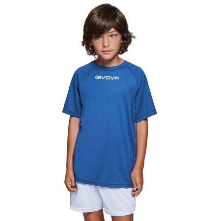 Детска Тениска GIVOVA Shirt One ML 0002 504633 MAC01