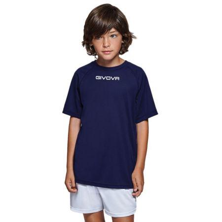 Детска Тениска GIVOVA Shirt One ML 0004 504635 MAC01
