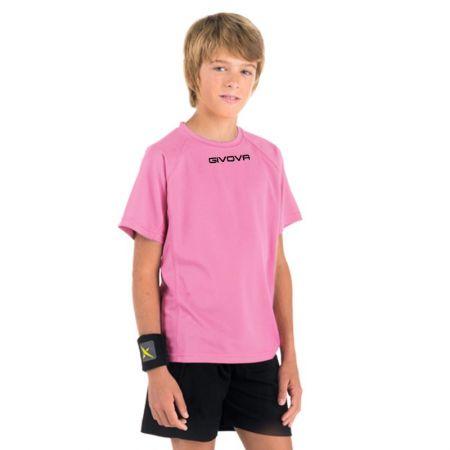 Детска Тениска GIVOVA Shirt One ML 0011 504640 MAC01