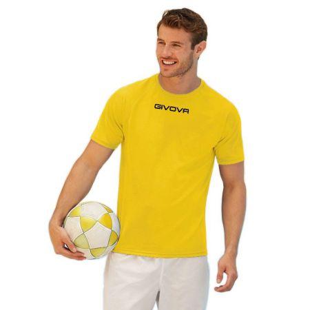 Мъжка Тениска GIVOVA Shirt One ML 0007 504628 MAC01