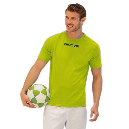 Мъжка Тениска GIVOVA Shirt One ML 0019 509216 MAC01