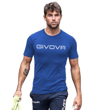 Мъжка Тениска GIVOVA T-Shirt Spot 0002 515275 ma008