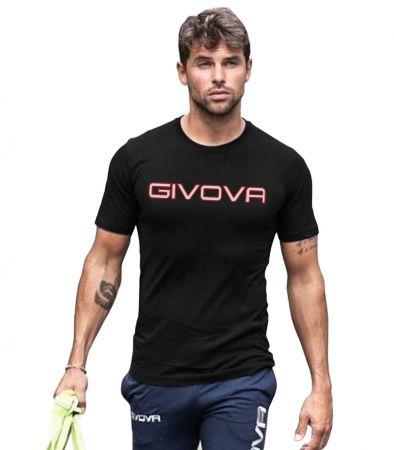 Мъжка Тениска GIVOVA T-Shirt Spot 0010 504999 ma008