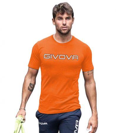 Мъжка Тениска GIVOVA T-Shirt Spot 0028 515281 ma008